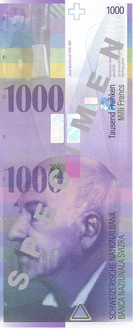 1000 chf