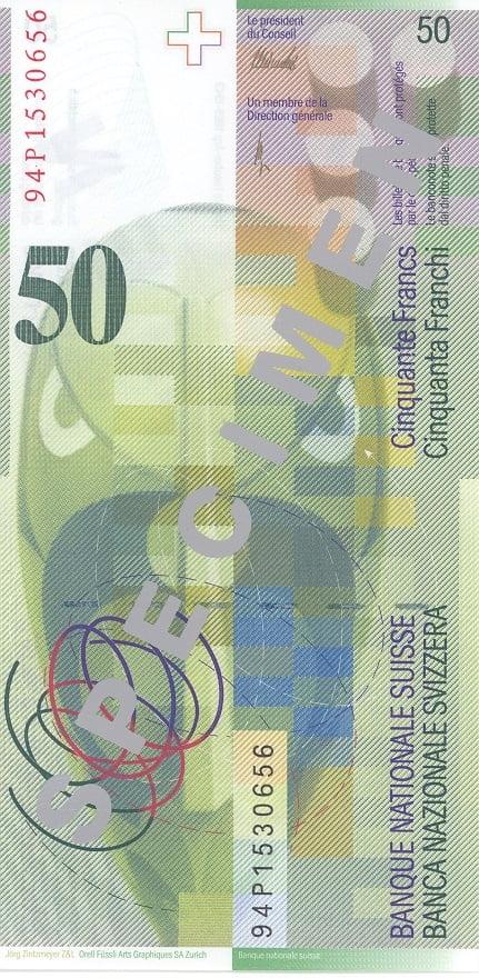 50 франків