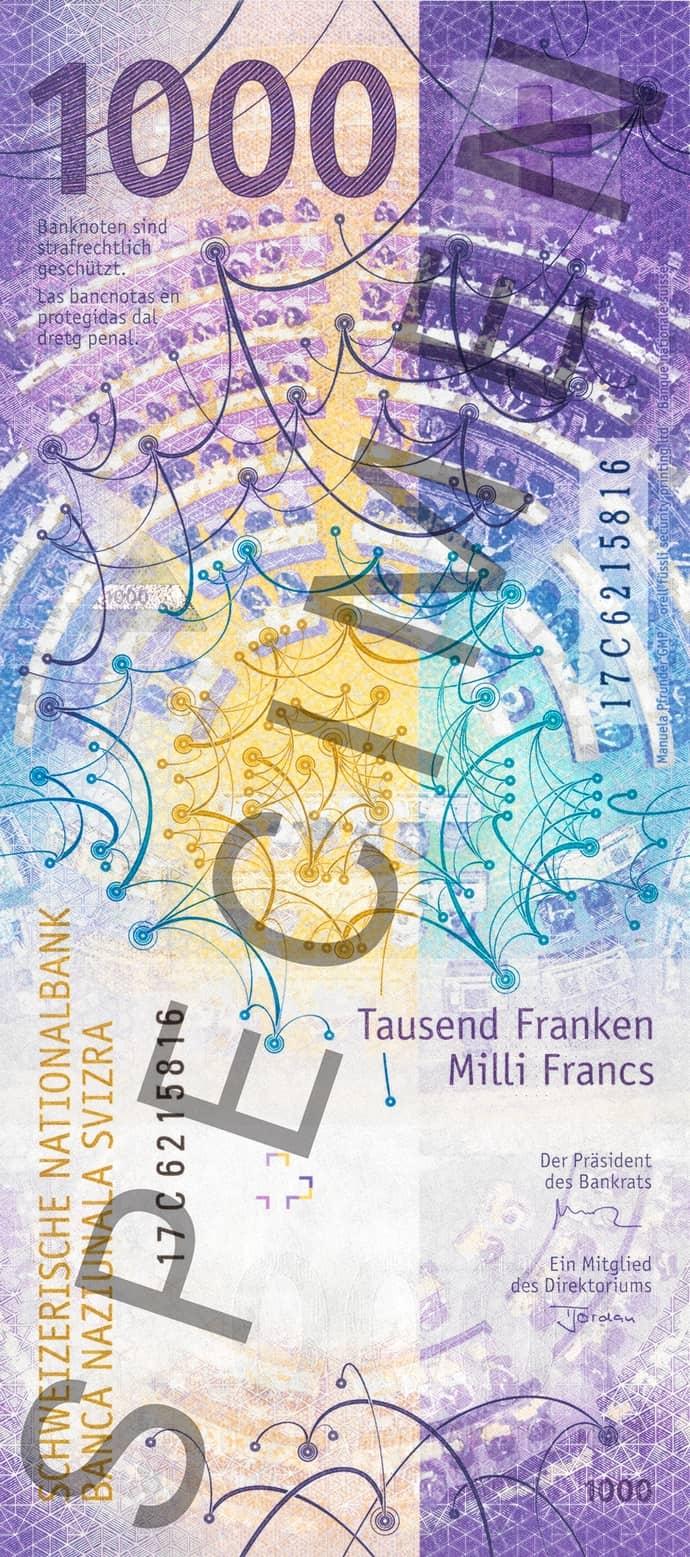 1000 франків
