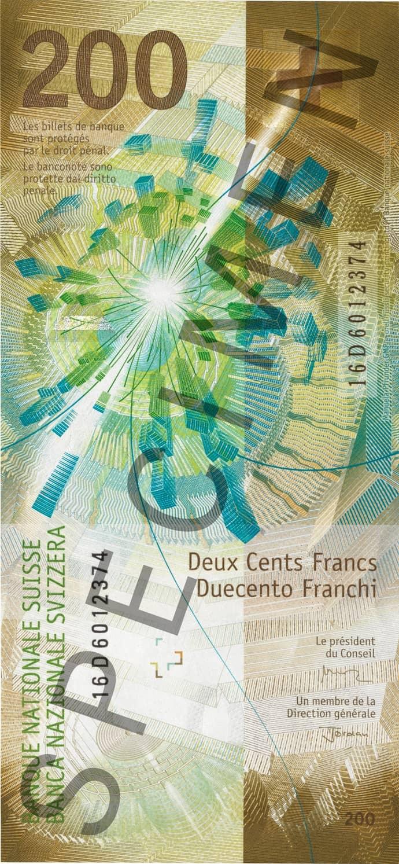 200 франків